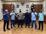 Bahas Pandemi Covid-19 & Pilkada, Kapolda Maluku Terima Kunjungan Pergerakan Pelajar Maluku