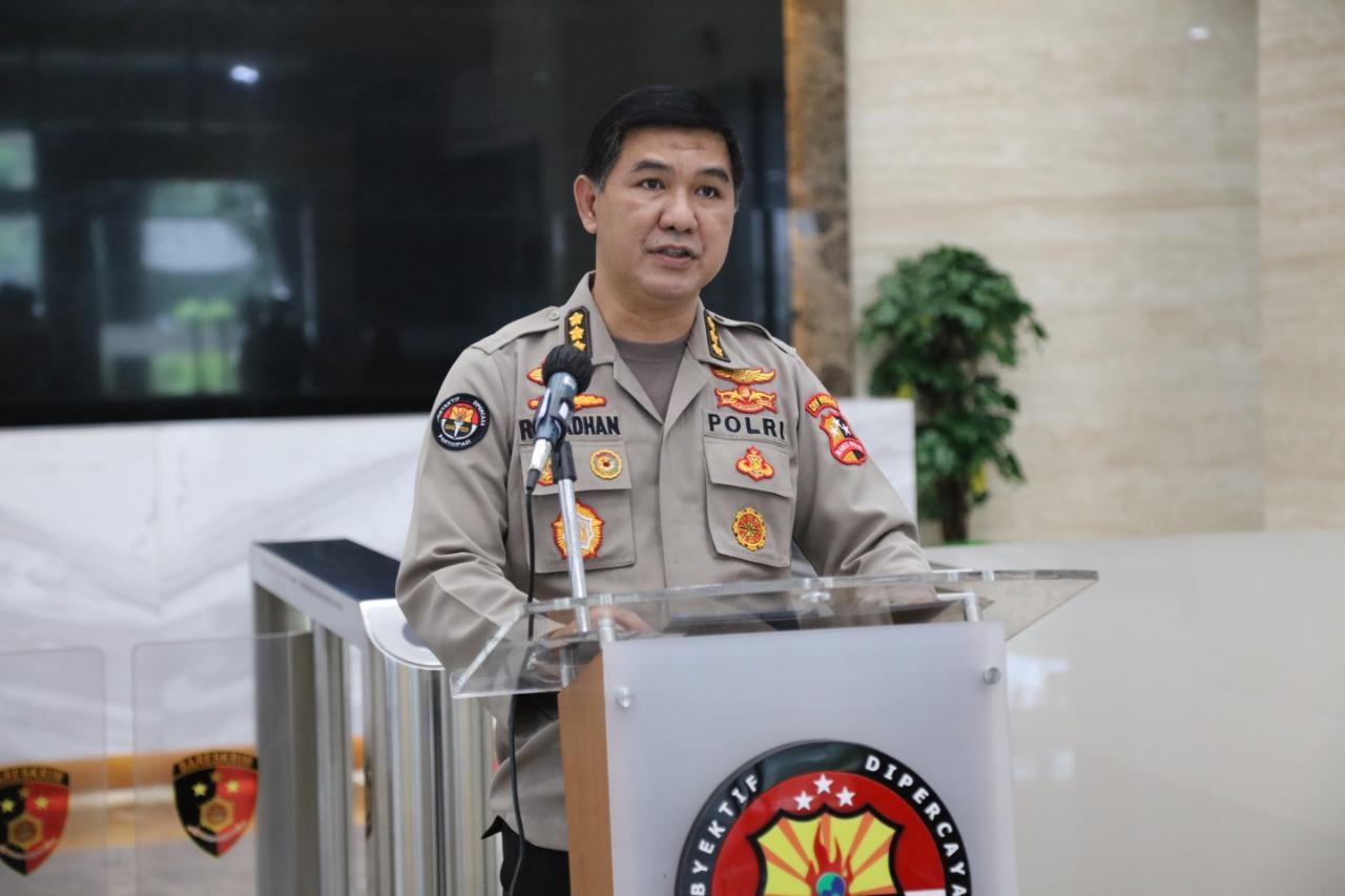 SPDP Brigjen Prasetijo Utomo Keluar, Terkait Dugaan Pidana Pemalsuan Surat