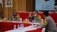 Bersama PT. Bennatin Surya Cipta, Kapolda Maluku Bahas Aspek Gempa dan Tsunami Untuk Bagunan Mapolda Maluku