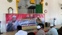 Dzuhur Berjamaah di SBB, Kapolda Maluku Sampaikan Pesan Tausyiah Agama